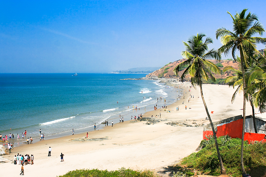 tropical beach - Sol och bad